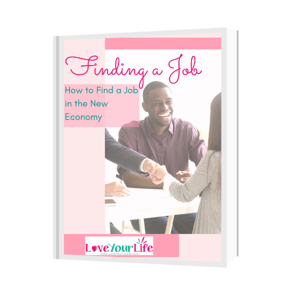 Finding A Job Ebook